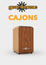 Cajons door Gear4music