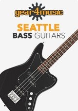Gear4music Seattle Basgitaren