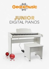 Gear4music Digitale Kinderpiano's